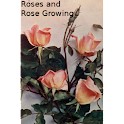 Roses and Rose Growing' logo