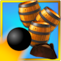 Pirate Shooting 3D icon