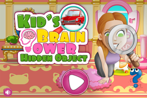 Kids Brain PowerHidden Objects