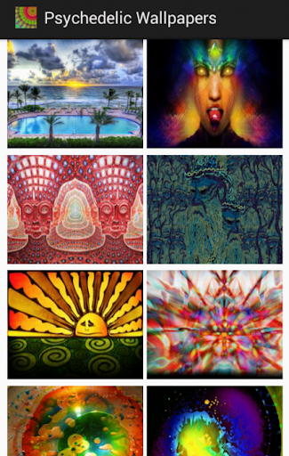 Psychedelic Wallpapers