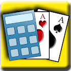 Hold'em Odds Calculator Free icon