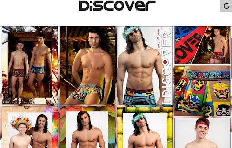 Discover Underwear screenshot 5