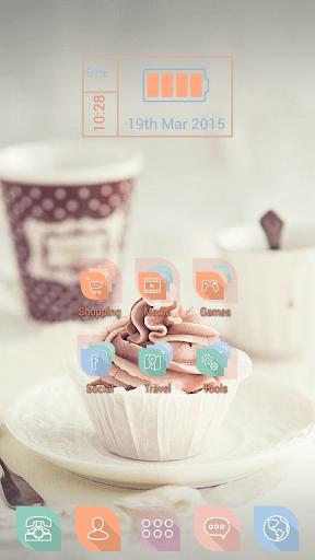 玩免費個人化APP|下載輕鬆的下午茶咖啡主題 app不用錢|硬是要APP