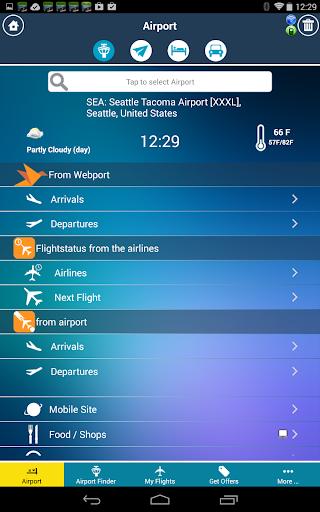 玩旅遊App|西雅图机场免費|APP試玩