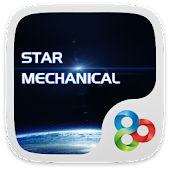 Star Mechanical GO Theme