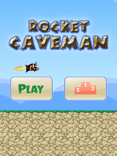 Rocket Caveman- screenshot thumbnail