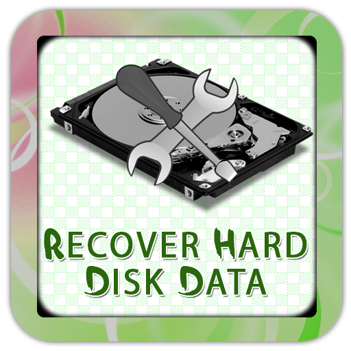 Recover Hard Disk Data Guide 生產應用 App LOGO-APP試玩