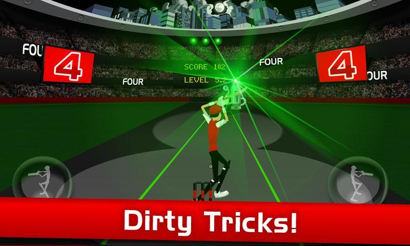 Stick Cricket Super Sixes screenshot #4