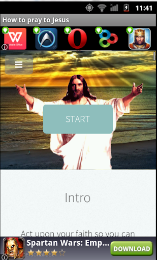 【免費教育App】How to pray to Jesus Christ-APP點子