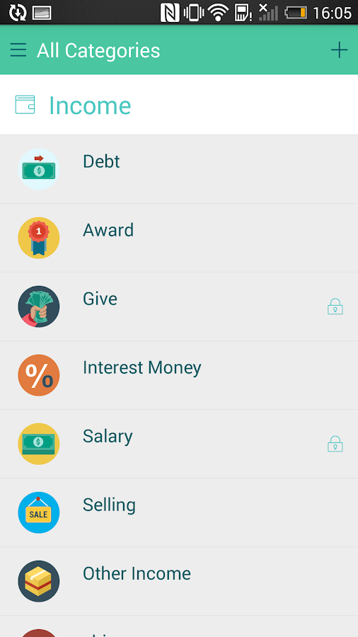 Zeal Money Tracker- screenshot