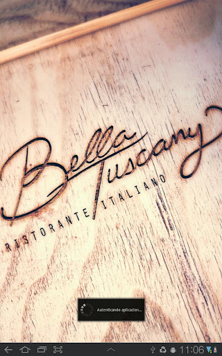 Bella Tuscany for Tablet