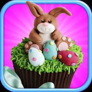 Cupcakes Easter 休閒 App Store-愛順發玩APP