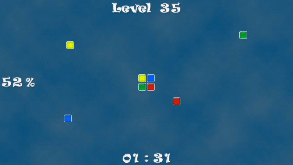 Square Attack - screenshot