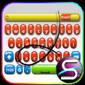 SlideIT Smarties Candy Skin logo