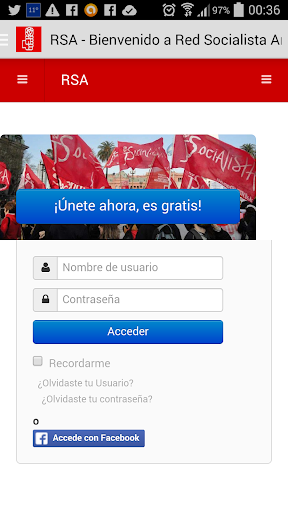 Red Socialista Argentina