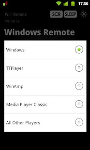 WiFi Remote - screenshot thumbnail