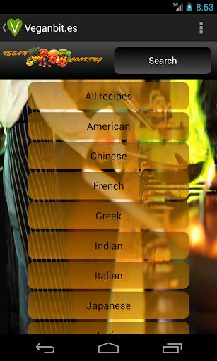 Veganbit.es recipe app