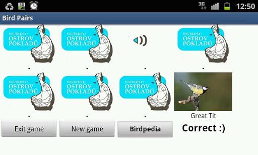 玩免費解謎APP 下載Bird Pairs app不用錢 硬是要APP