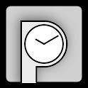 Personal Clock Widget + Wear icon
