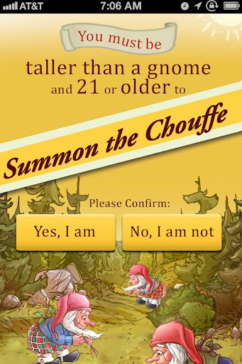 Summon The Chouffe