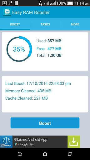 Smart Ram Booster Pro v5.5 Cracked APK is Here! [LATEST ...