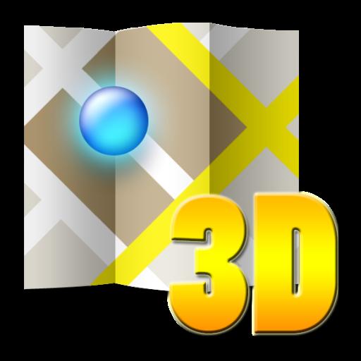 3D 地图 俄罗斯 旅遊 App Store-癮科技App