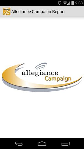 Allegiance Campaign