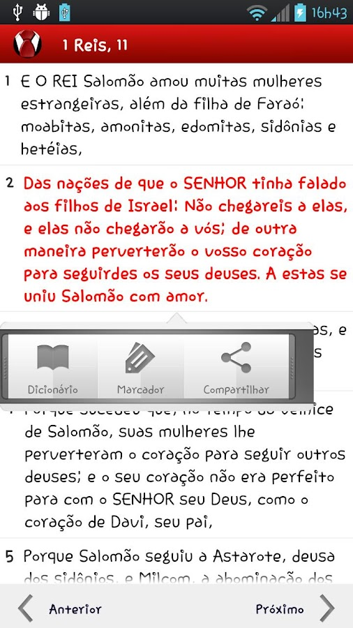 Pregai! - a Bíblia do Pregador- screenshot