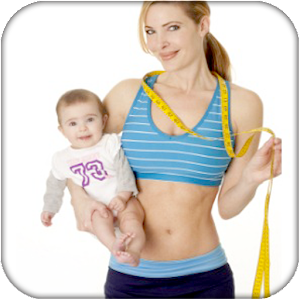 Losing weight after pregnancy 健康 App LOGO-APP試玩