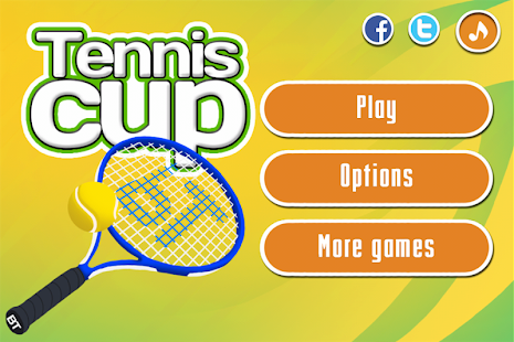 网球比赛游戏