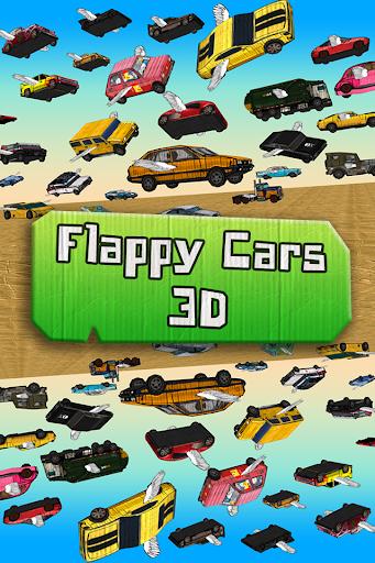 Floppy Cars 3D