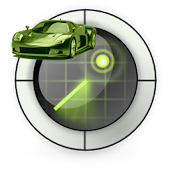 Car Radar der Auto Finder