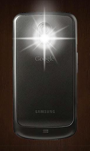 Mobile flashlight