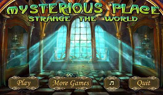Mysterious Place Strange World - screenshot thumbnail