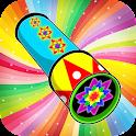 Kaleidoscope Doodle Pad icon