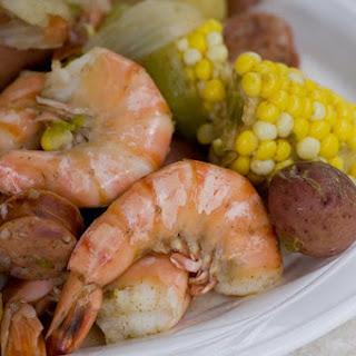 Low Country Shrimp Boil.