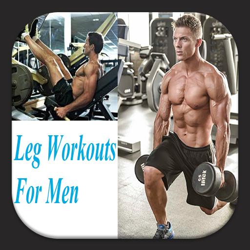 Leg Workouts For Men LOGO-APP點子