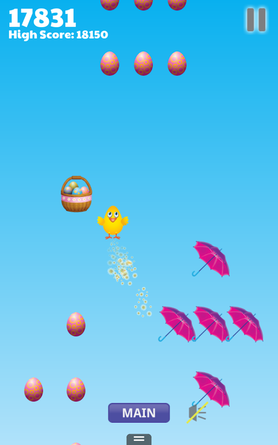 Easter Egg Jump Free- screenshot