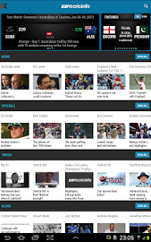 The ESPNcricinfo Cricket App Screenshot 16
