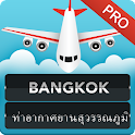FLIGHTS Bangkok Airport Pro icon