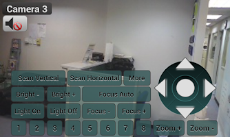 Screenshot of Cam Viewer for Astak cameras