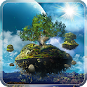 Floating Islands Lite icon