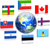 Flag Quiz Country Trivial game