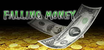 Falling Money 3D Live Wallpaper