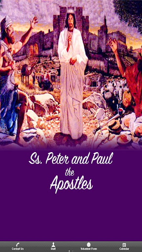 Ss Peter and Paul the Apostles