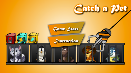 Catch a Pet - screenshot thumbnail