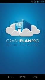 CrashPlan PRO Screenshot 1