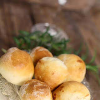 Biscuits Stuffed with Blue Cheese Stuffed Apricots.