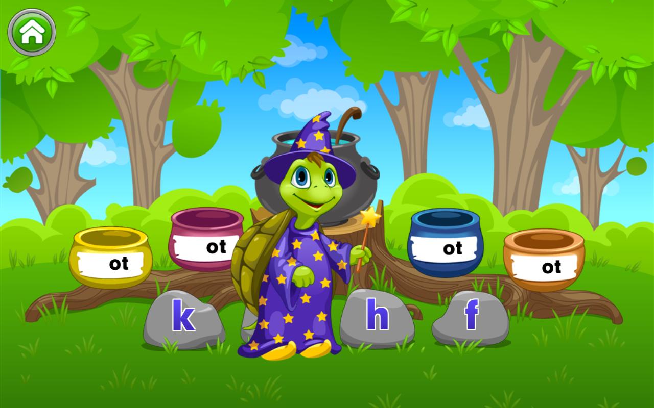 Kids Learn to Read - screenshot
