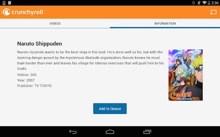 Crunchyroll - Anime and Drama 1.1.6 screenshot 82018